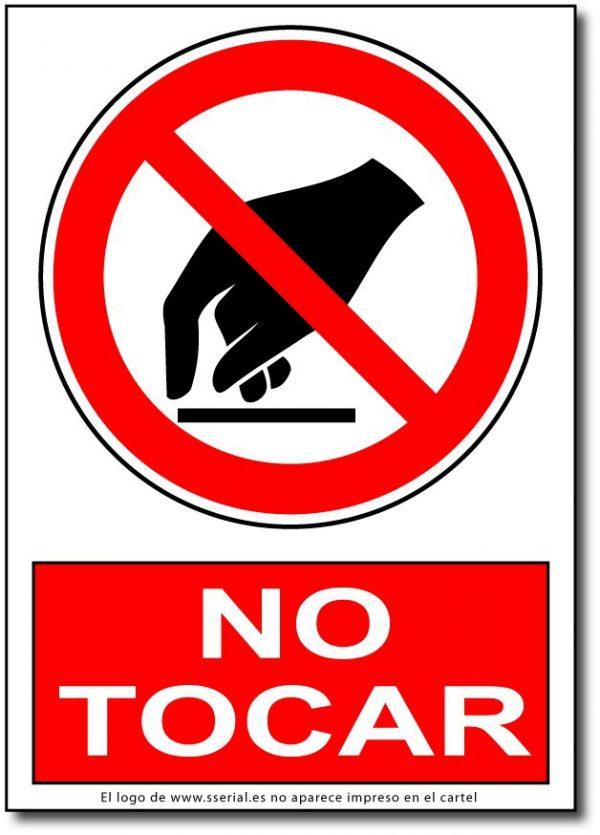 No tocar
